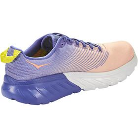 Hoka One One Mach 3 Zapatillas Mujer, azul/naranja